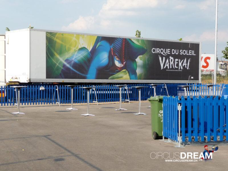 Cirque du Soleil (Varekai) - Berlin (D) 2008