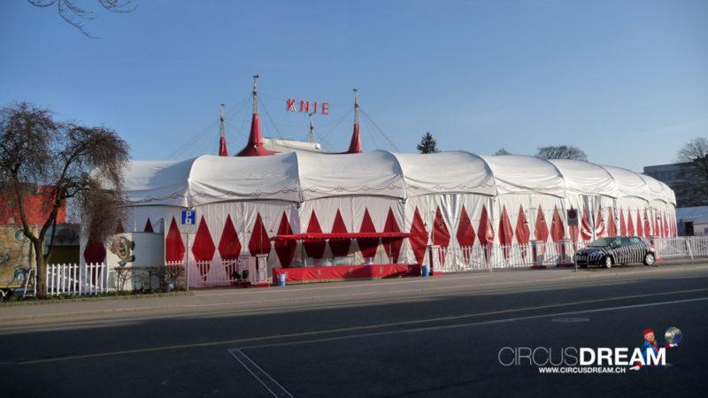 Schweizer National-Circus Knie - Winterthur (ZH) 2009