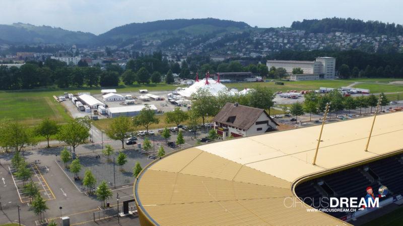 Schweizer National-Circus Knie - Luzern (LU) 2013