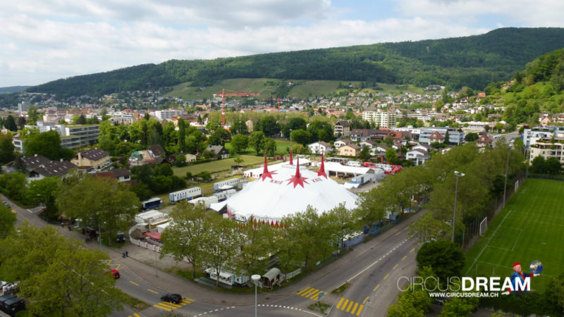 Schweizer National-Circus Knie - Wettingen (AG) 2013