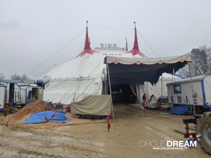 Schweizer National-Circus Knie - Winterthur (ZH) 2013