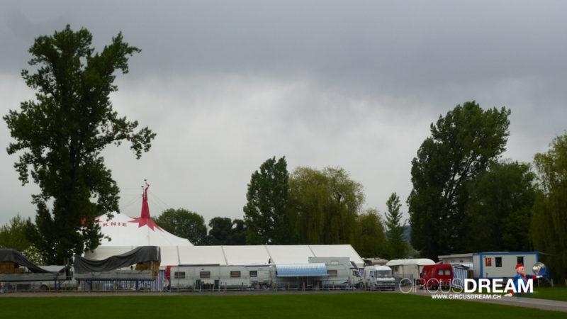 Schweizer National-Circus Knie - Zürich (ZH) 2013