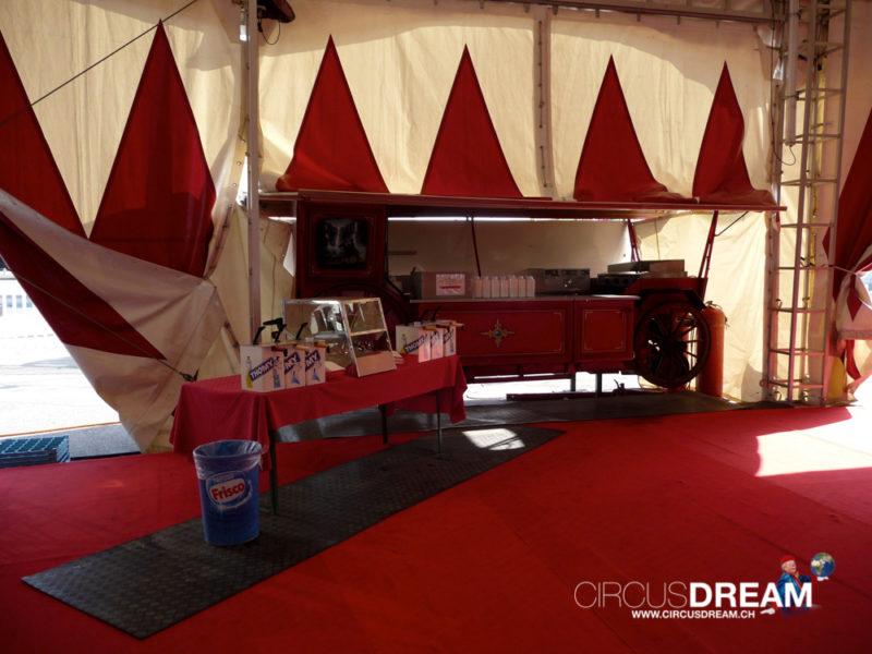 Schweizer National-Circus Knie - Bern (BE) 2011