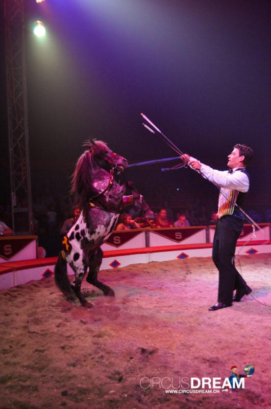 Zirkus Stey - Appenzell (AI) 2018