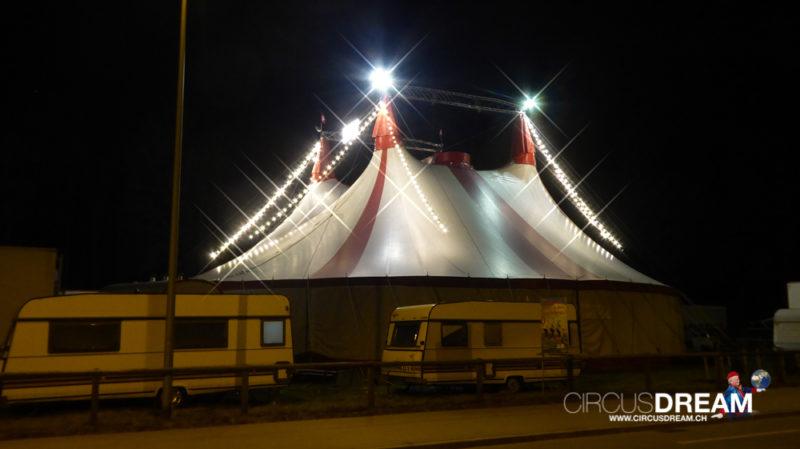 Zirkus Stey - Effretikon (ZH) 2018