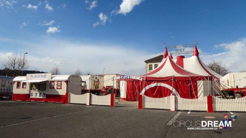 Zirkus Stey - Einsiedeln (SZ) 2018