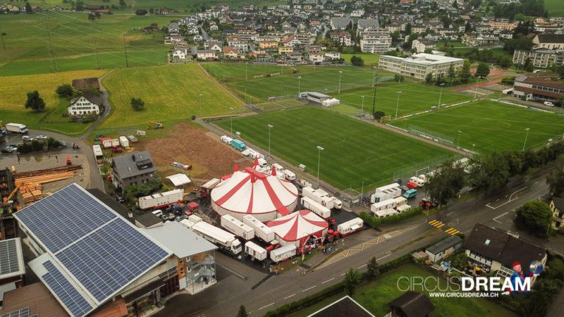 Zirkus Stey - Eschenbach (SG) 2018