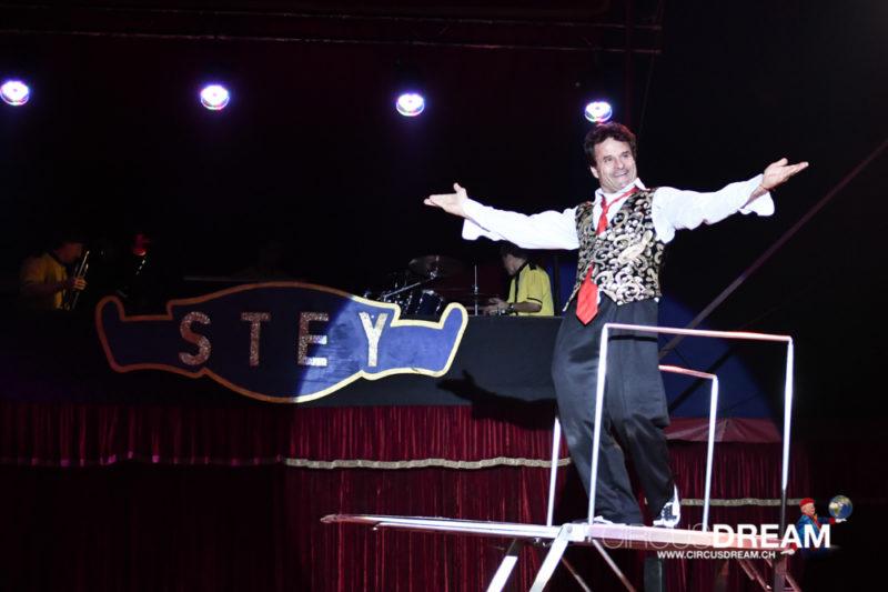 Zirkus Stey - Frauenfeld (TG) 2018