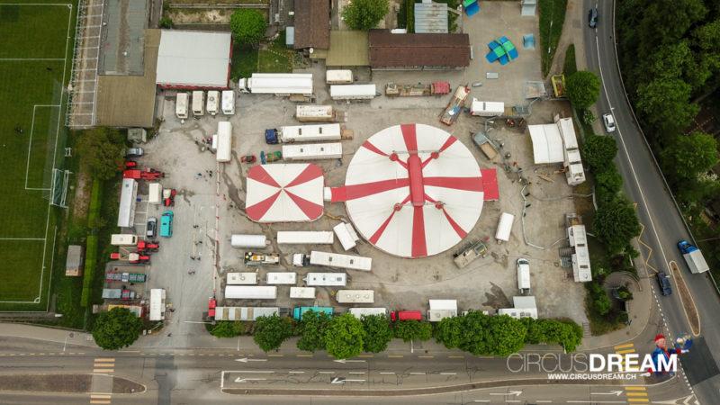 Zirkus Stey - Horgen (ZH) 2018