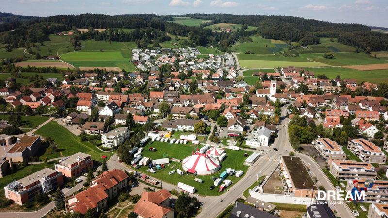 Zirkus Stey - Neftenbach (ZH) 2018