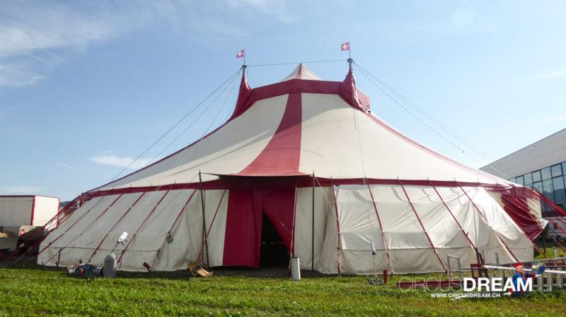 Zirkus Stey - Oberriet (SG) 2018