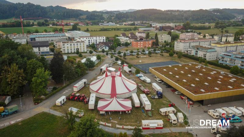 Zirkus Stey - Reiden (LU) 2018
