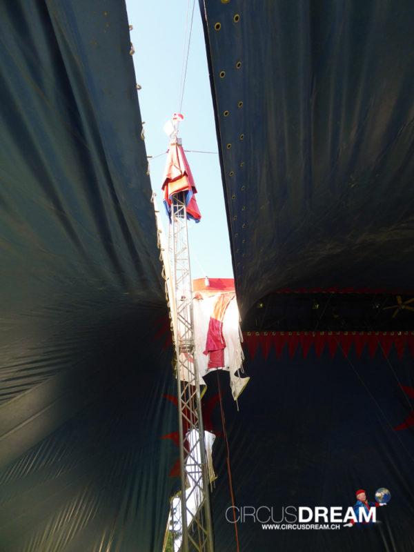 Zirkus Stey - Richterswil (ZH) 2018