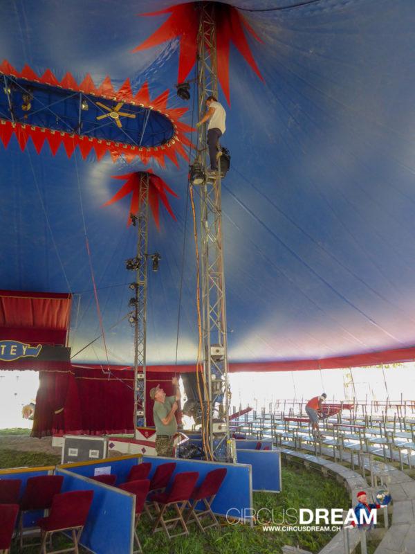 Zirkus Stey - Seuzach (ZH) 2018
