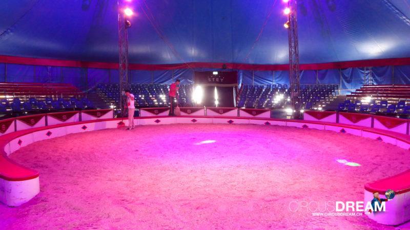 Zirkus Stey - Stäfa (ZH) 2018