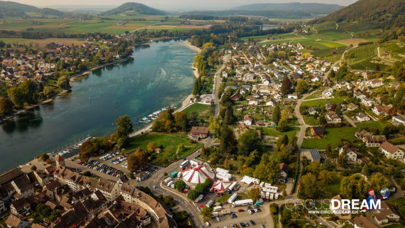 Zirkus Stey - Stein am Rhein (SH) 2018