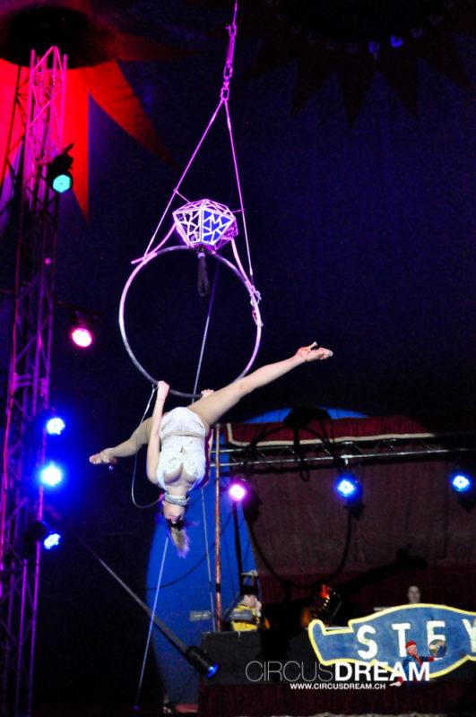 Zirkus Stey - Uster (ZH) 2018