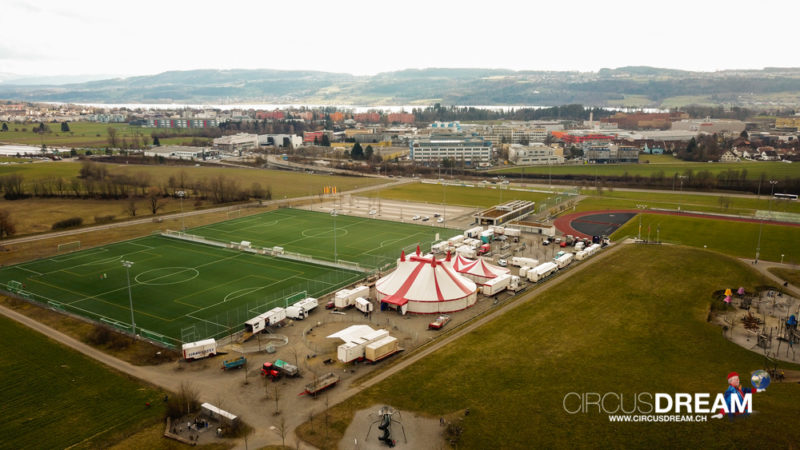 Zirkus Stey - Volketswil (ZH) 2018