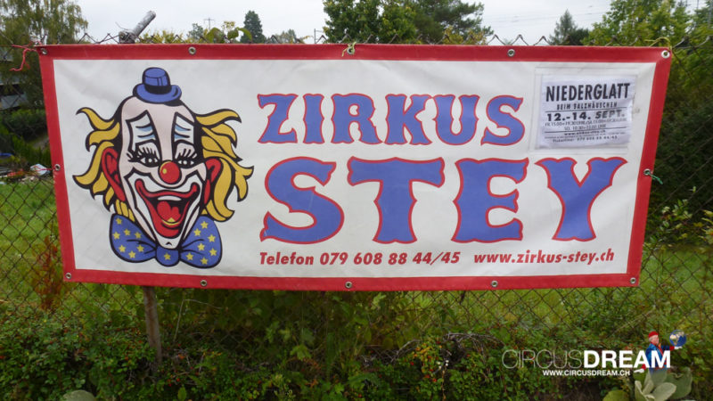 Zirkus Stey - Niederglatt (ZH) 2014