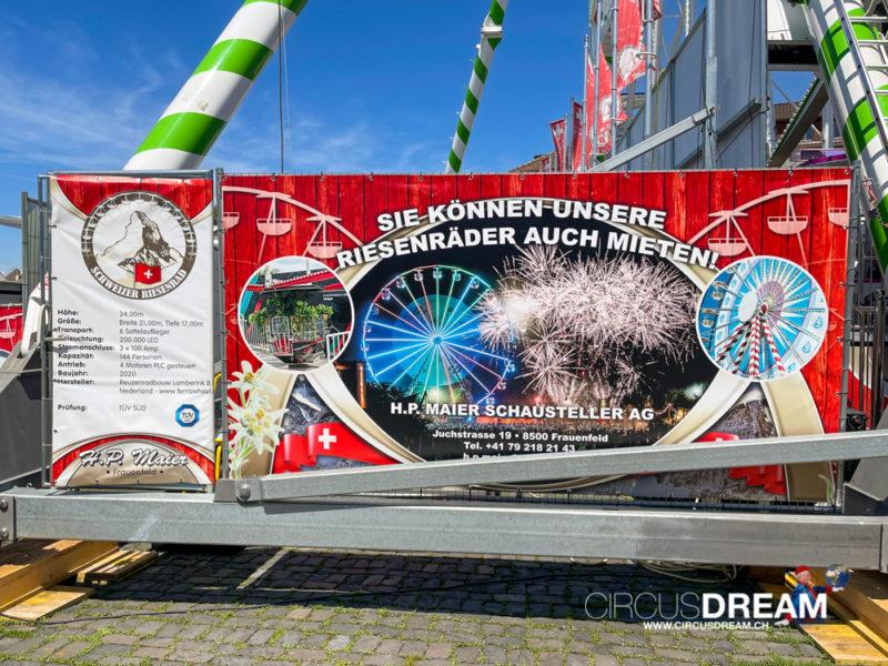 H.P. Maier - Schaustellerbetriebe - Rapperswil-Jona (SG) 2021