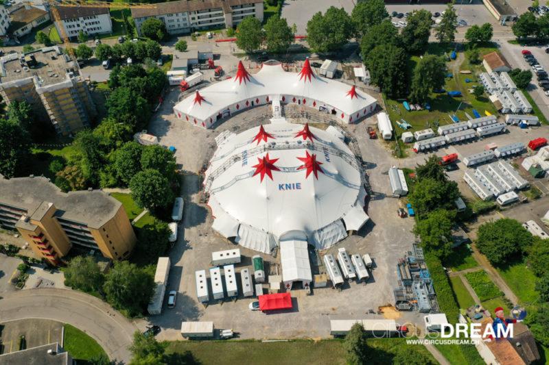 Schweizer National-Circus Knie - Rapperswil-Jona SG 2021