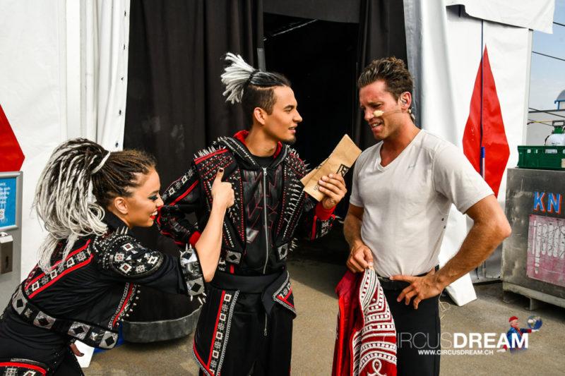 Circus Knie (mit Bastian Baker) - Bern BE 2021