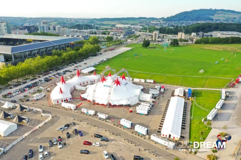 Schweizer National-Circus Knie - Bern BE 2021