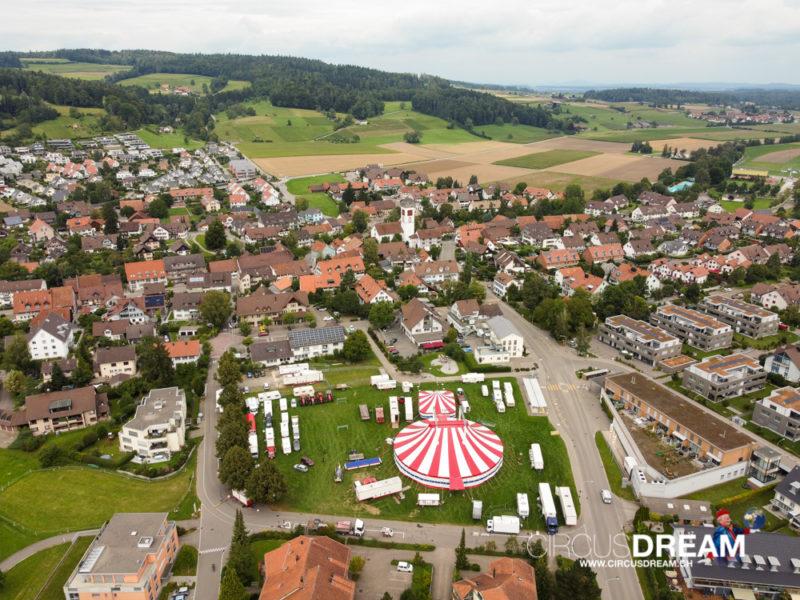 Zirkus Stey - Neftenbach (ZH) 2021