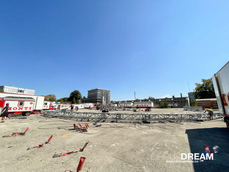 Circus Monti - Winterthur (ZH) 2021