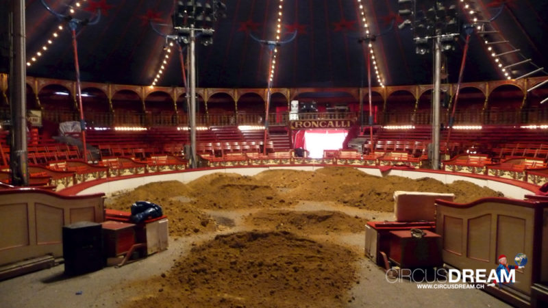 Circus Theater Roncalli - Amsterdam (NL) 2010